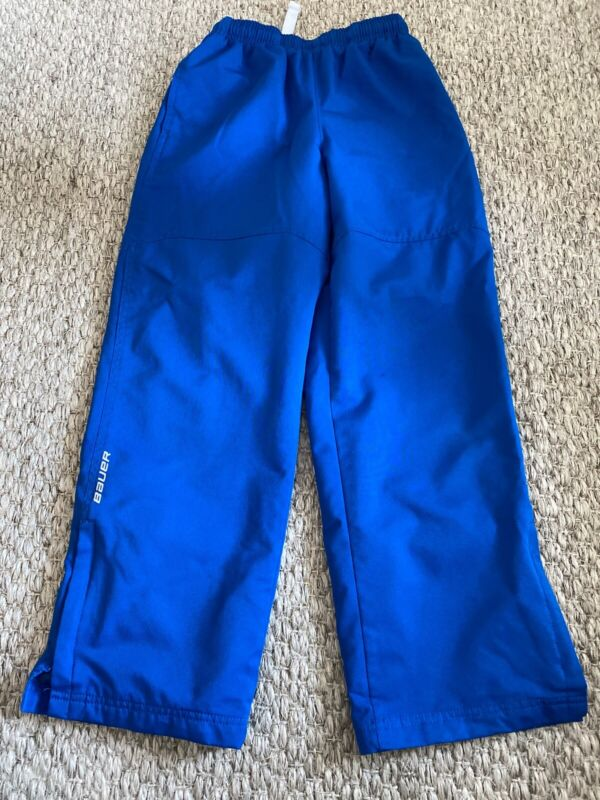Bauer Hockey Lightweight Warm Up Team Pant Royal Blue Junior/Youth Large