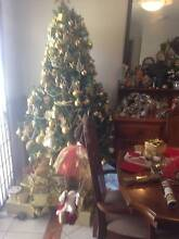 Christmas Tree Decorations Ornaments Lights Moving Garage Sale Helensvale Gold Coast North Preview
