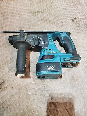 Makita Rotary Hammer Xrh01z 18v Lxt Brushless 1-inch Sds-plus Bits Bare-tool
