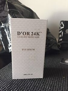 Unopened Forever Flawless White Diamond & D'Or 24K products