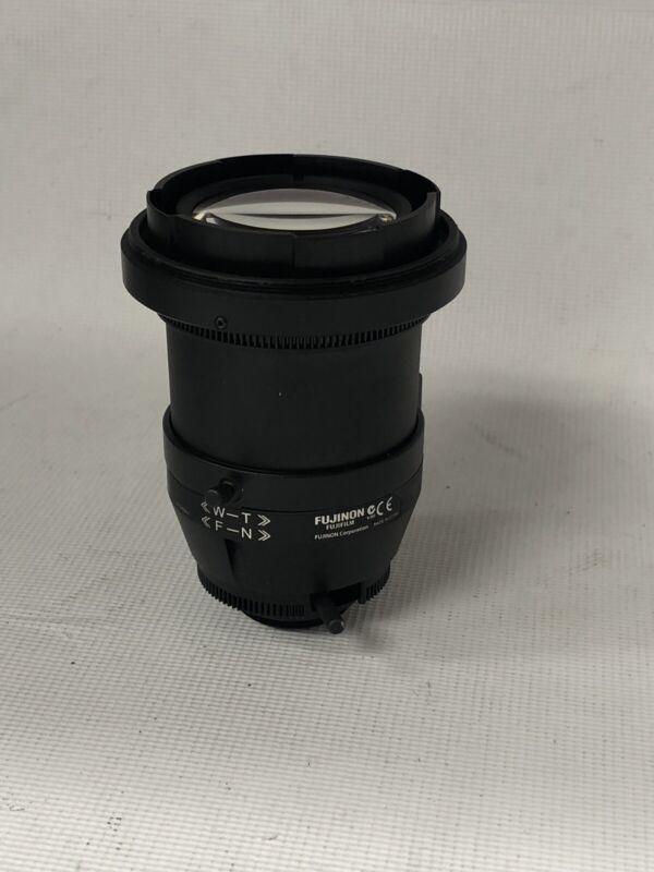 Fujinon DV10x8SA-1 3MP Varifocal Lens, 8-80mm C Mount