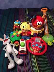 Assorted baby toys Parmelia Kwinana Area Preview