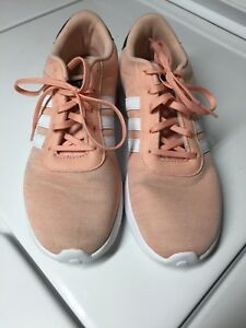 Pink Adidas Runners Size 8/9