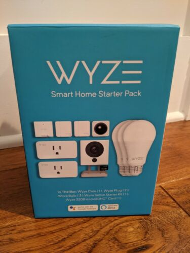 New Wyze Smart Home Starter Pack works with Alexa and Google Assistant