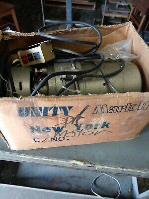 Unity Mark 2 Industrial Sewing Machine Clutch Motor Series M14