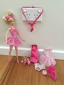 Barbie - Ballerina set Mosman Mosman Area Preview