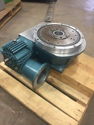 Camco 902rdm12h32-270 Rm Rotary Indexing Table Angle Gear Box 201 R250
