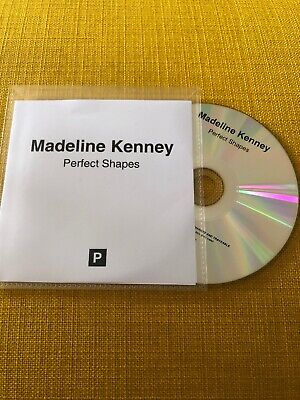 Madeline Kenney- Perfect Shapes - Promo CD