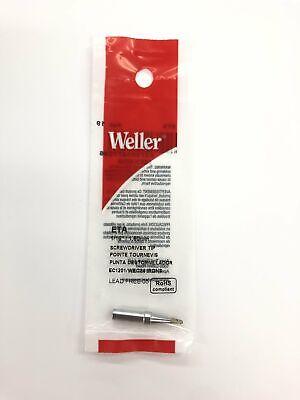 New Weller Eta 0.062 1.60mm Screwdriver Tip For Pes50 Pes51 Wes50 We1010