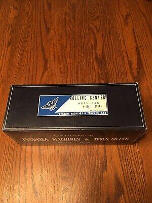 New Eagle Stars Live Center Morse Taper 5 Rst5-306 Mt5 Futamura Okuma