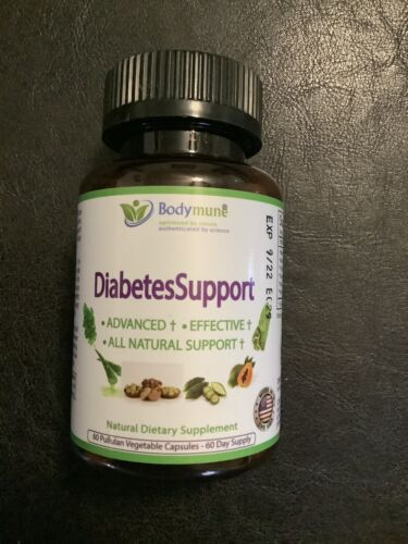 DiabetesSupport Natural. Effective, All Natural. - $30.00