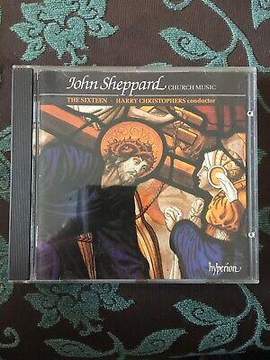 John Sheppard - The Sixteen, Harry Christophers