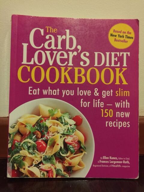 Carb Lovers Diet Book