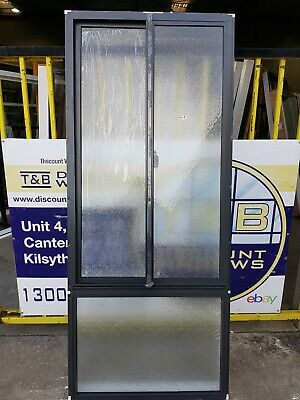 Aluminium Sliding Window 2100H x 890W (Item 4519) Monument