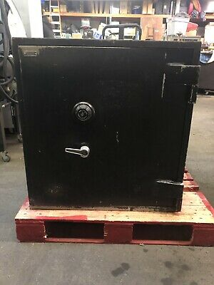 Heavy Large Industrial Tl-15 Ul Tool Resistant Safe Vault Bank Jewelry