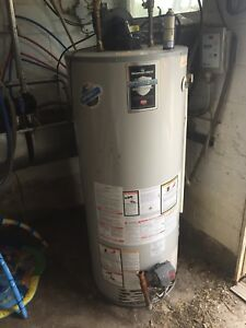 Commercial grade water heater