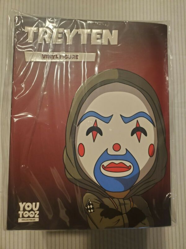 Treyten Youtooz new not opened