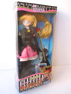 """Saint St Tail Kaito Kaitou 11"""" Figure Doll 1995 SEGA Original Magical Theif"""