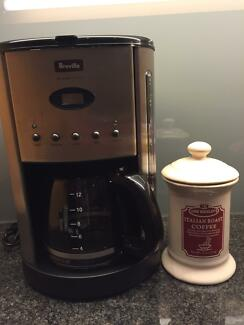**BREVILLE AROMA STYLE Coffee Maker** Cremorne North Sydney Area Preview