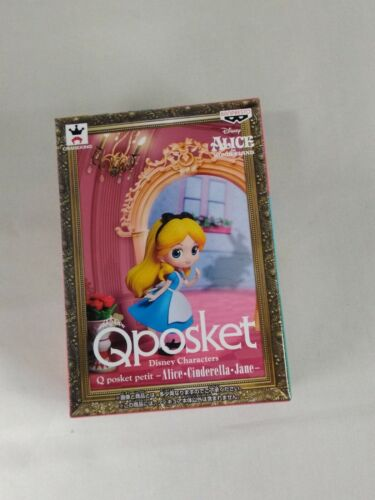 Q Posket Petit Disney Characters Figure Alice in Wonderland Alice