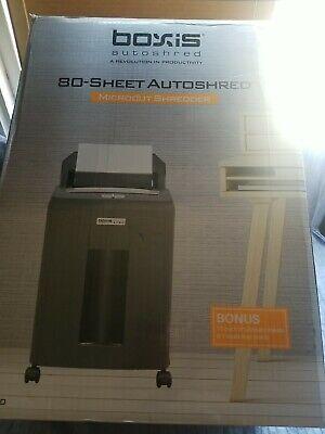 Boxis Micro-cut Autoshred Af80