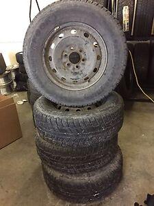 17in Winter Tires!