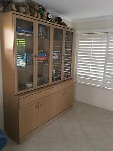 Timber Cabinet Ashmore Gold Coast City Preview