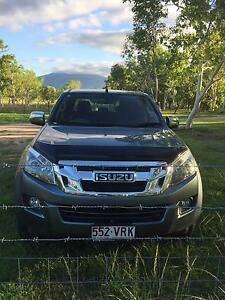 2015 Isuzu D-Max LSU Dual Cab Ute 4x4 Nome Townsville Surrounds Preview