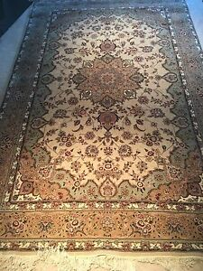 Persian Rug with Silk REDUCED PRICE