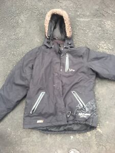 Woman's skidoo jacket