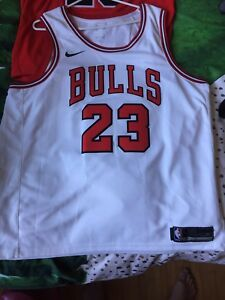 NBA Swingman Jerseys, Lebron, Jordan, Ball