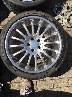 Carlsson 1/16BE Gutachten Mercedes