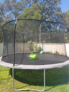 Free trampoline. Self dismantle * no tools needed Chipping Norton Liverpool Area Preview