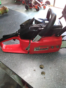 Zenoah komatso 62cc chainsaw 20 inch bar Morwell Latrobe Valley Preview