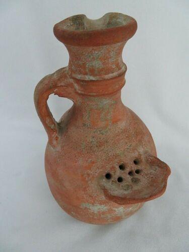 Pre Colombian Pottery Vessel / Jug / Harvey Sarner Collection  5