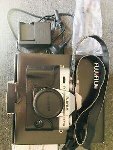 fuji xt-10 camera body only