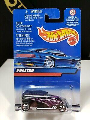 2000 HOT WHEELS PHAETON - P2