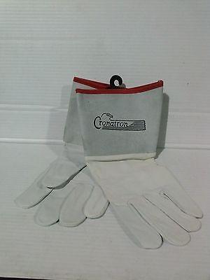 Conatron Sheepskin Tigmig Welding Gloves Size Small. Qty 4 Pairs Ls063-4pr