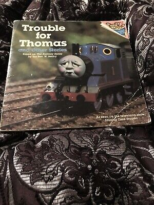 Trouble For Thomas and Other Stories Paperback Book Thomas The Train