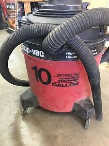 Shop vac 2.25hp