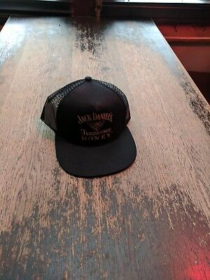 JACK DANIELS honey trucker hat cap souvenir x1