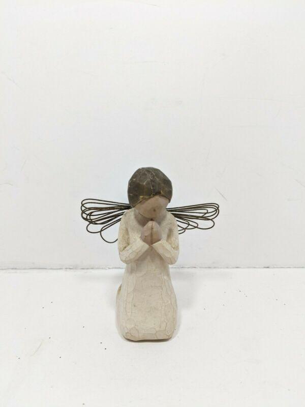 Willow Tree Angel of Prayer Figurine DEMDACO 1999 Susan Lordi