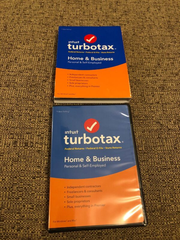 turbotax home and business 2017 mac