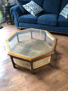 3 piece set-  Coffee table and  end tables