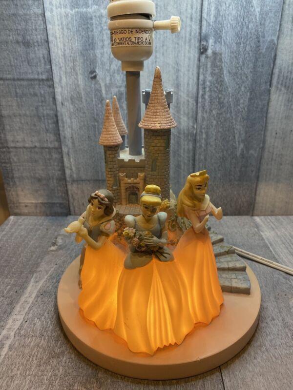 Hampton Bay Disney Princess Castle Lamp Snow White Cinderalla Aurora