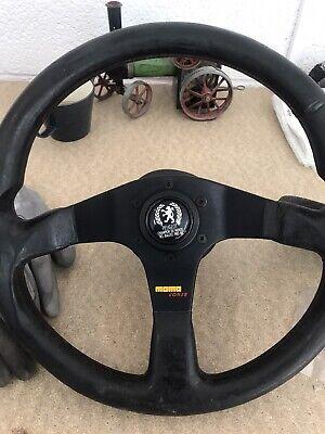 Peugeot 205 Gti Momo Steering Wheel