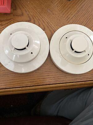 System Sensor 2151 Smoke Detector Lot Of 2
