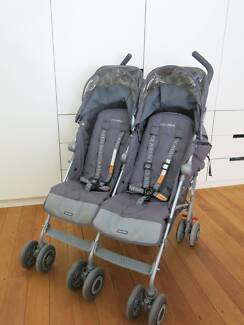 Maclaren Twin Techno Stroller Willoughby Willoughby Area Preview