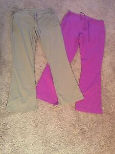 2Pairs Columbia Casual Pants Size 12