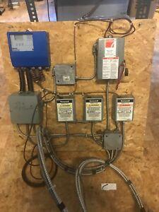 Tekmar Control System for Boiler